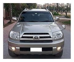 Toyota Surf 3400cc SSRG with sunroof For Sale In Islamabad