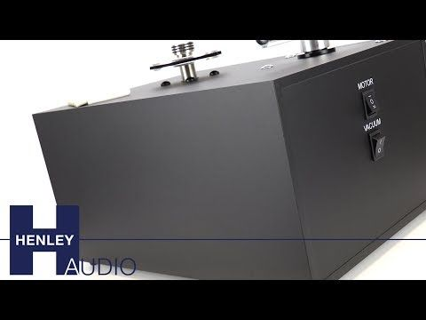 Pro-Ject Audio Systems | VC-S MKII Record Cleaning Machine - YouTube