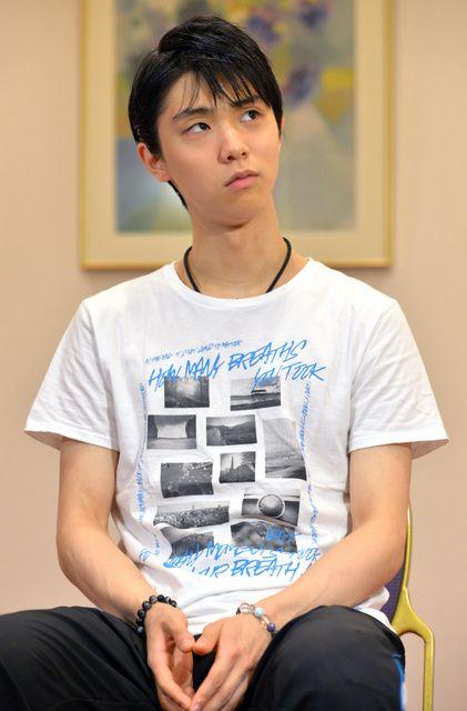 Hanyu, Message to 400 Children Challenge A