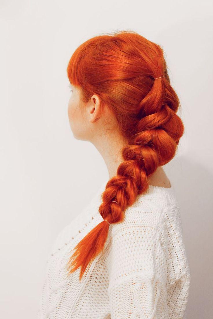 1000 Ides Sur Le Thme Cheveux Rouge Vif Sur Pinterest Cheveux