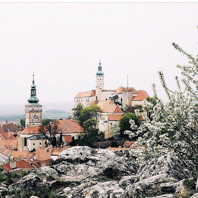 MikulovCastle - Moravia, CzechRepublic