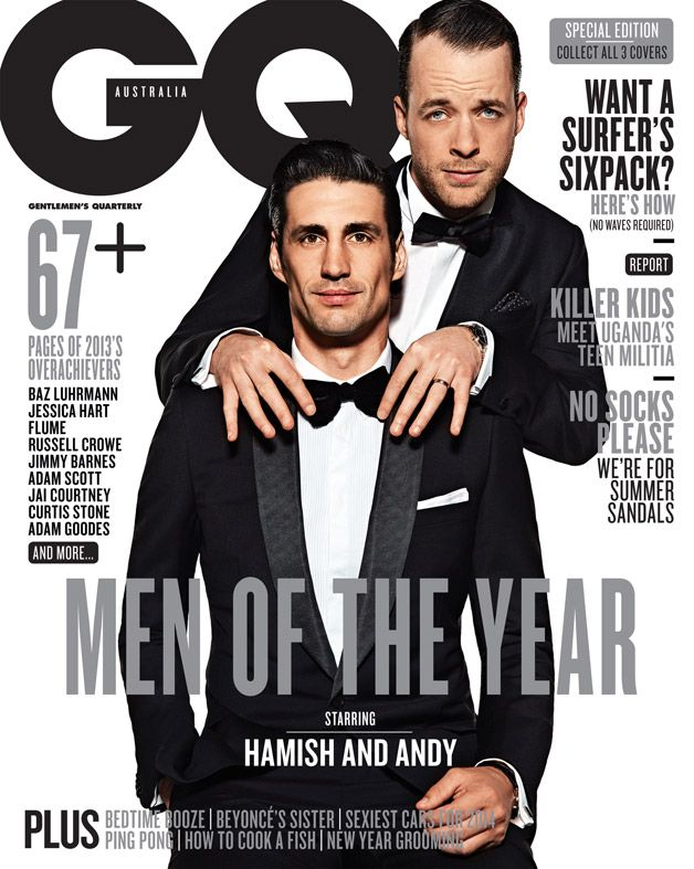14 of our favourite Hamish and Andy moments :: Cleo Magazine Mobile