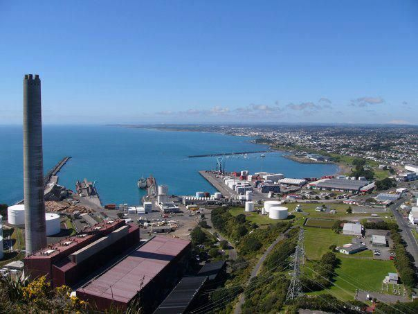 The Port, New Plymouth, NZ