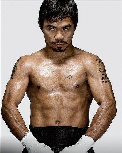 Who's the best Manny Pacquiao or Floyd Mayweather jr. You vote...