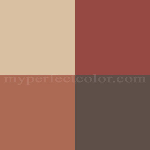 Benjamin Moore Pottery Barn Colors Fall 2007 Rich Scheme Created By Colors Pinterest
