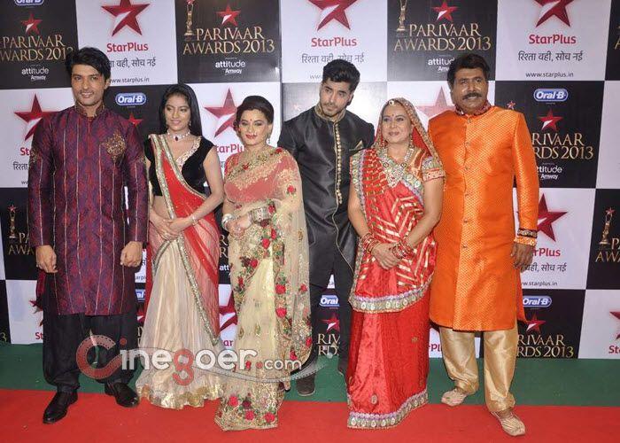 Rathi family at Star Parivaar 2013