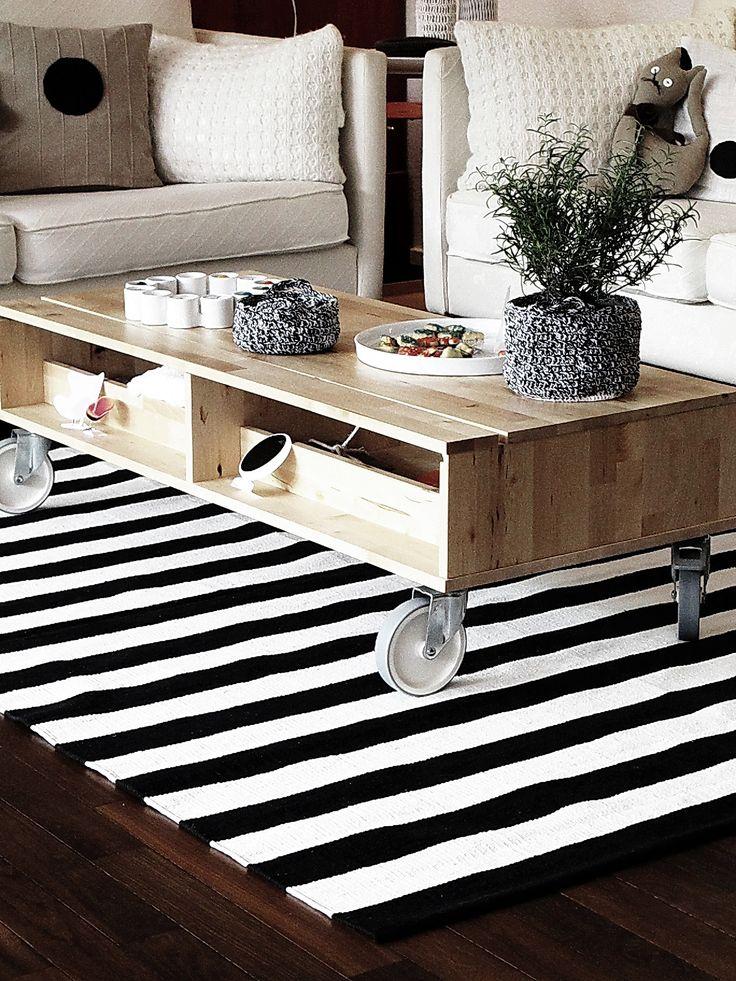 schwarz wei teppich catlitterplus. Black Bedroom Furniture Sets. Home Design Ideas
