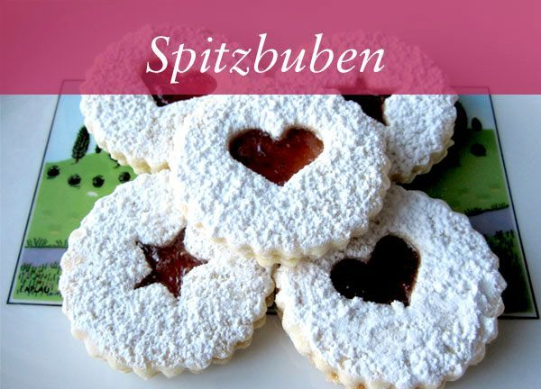 sptizbuben cookie recipe - shopping around for a great Christmas cookie recipe for a cookie swap!  Love the almond flour in this recipe