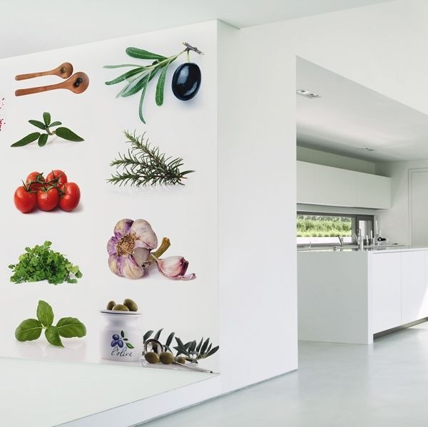 the 25+ best fototapete küche ideas on pinterest | küchentapete