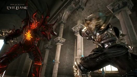 Watch the video «EvilBane - Cinematic Trailer [HD] - Netmarble» uploaded by Joygame on Dailymotion.