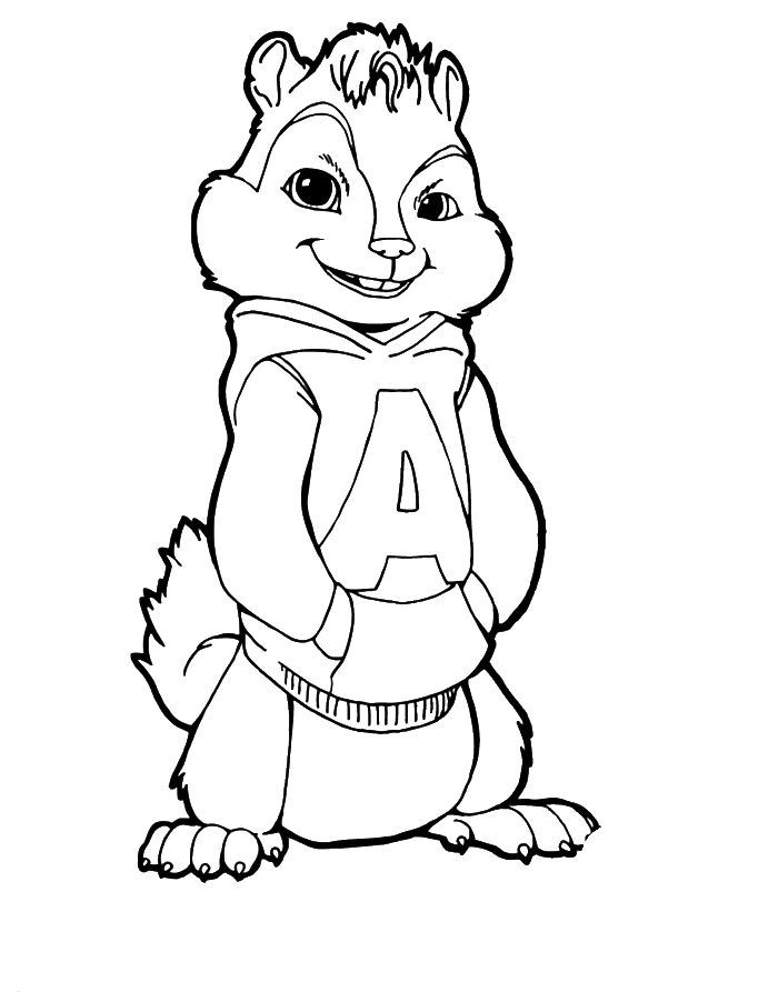 chipmunk drawing Google Search