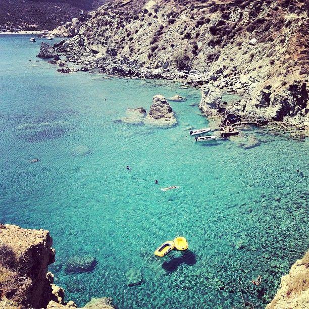 #Folegandros #Beach #Cyclades #Greece #Summer Photo credits: @chrisiida