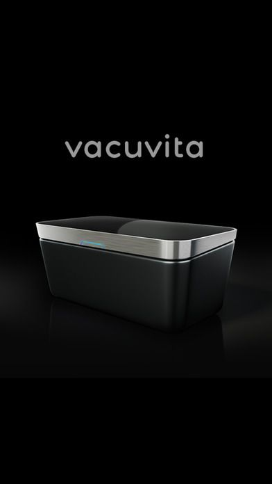 "Top kitchen tools ••Vacuvita ""Home Base""•• Enjoy fresh food 5x longer • sustainable complete vacuum food storage not in cheap bags but slick containers that maintain vacuum + No more freezer burn/ dried veggies/ soggy salads! • app tracks shelf life & alerts exp. • $300 Home Base vacuums & freezes + Containers ($50 for 4) are put in pantry/fridge/freezer • crowdsourced from Hague, NL 2013-10 finally ships 3yr later in 2016-11 • stats: avg fam wastes 1300lbs food/yr, save $1500 •…"
