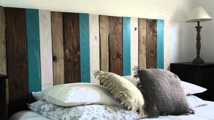 Más de 60 ejemplos de muebles hechos con palets