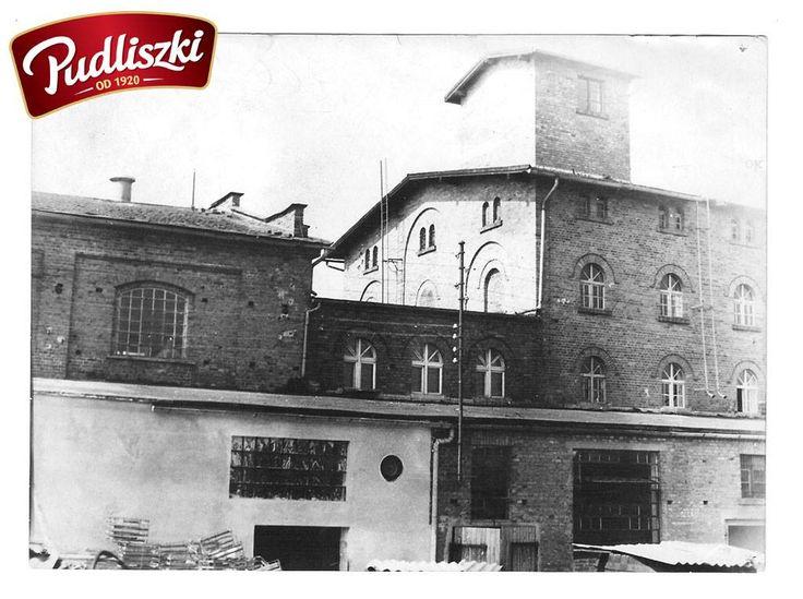 1964r. - Widok fabryki w Pudliszkach #pudliszki #historia