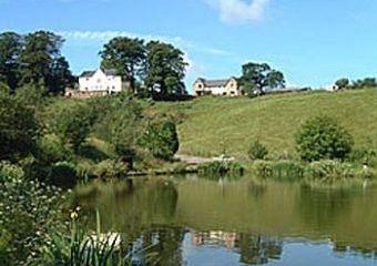 Newbarn Farm Cottages & Angling Centre, Paignton,  Devon - Fishing Holiday