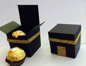 Hajj Party Favor Boxes