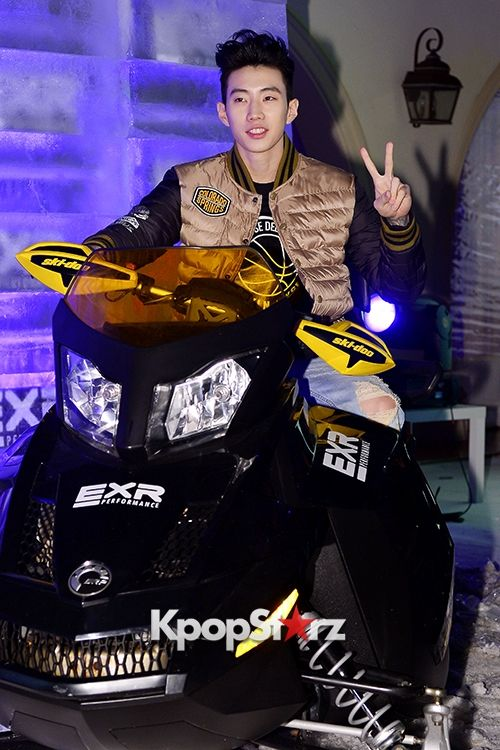Jay Park at EXR 'EXCELERATE Night(BRANDNEW PROJECT)' Event