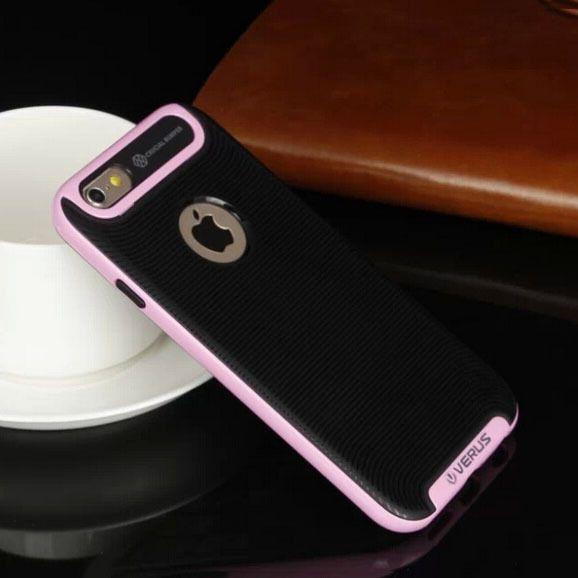 Гибридный Двойной Слоистой Важно ТПУ Задняя Крышка + Красочные Случая Рамки для IPhone5 5S Корпус с Логотипом Отверстие 4.0 дюйма ET #00172