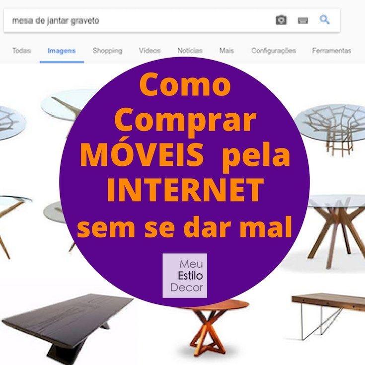 Neste post eu te ensino os cuidados que você tem que ter para comprar móveis pela internet sem se dar mal. Aí é só aproveitar as promoções.