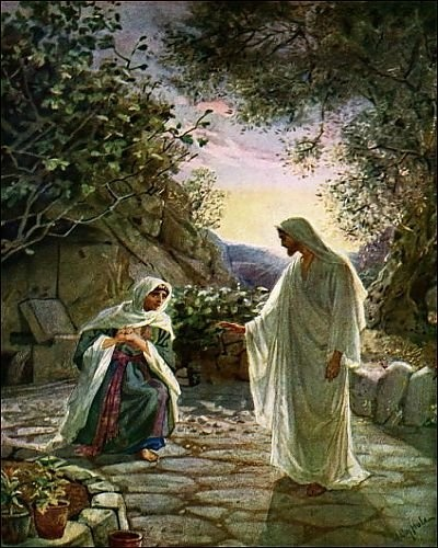 Jesus , having Risen on the third day appeared first to Mary Magdalene .