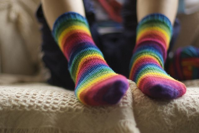 Free Pattern  Tube Socks For Kids Ravelry Cancois -4277