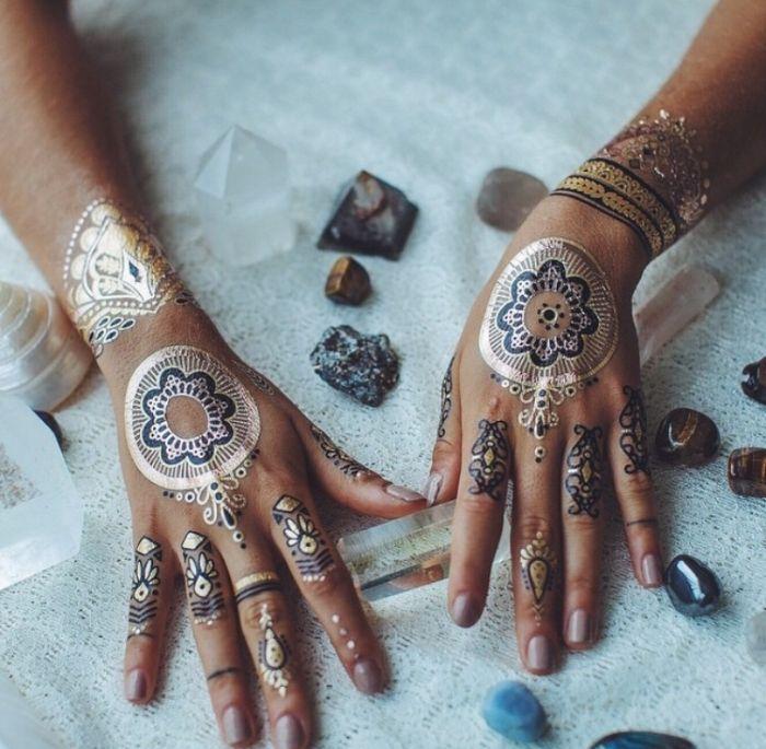 Atelier tatouages (éphémères ou pas) pour un EVJF audacieux