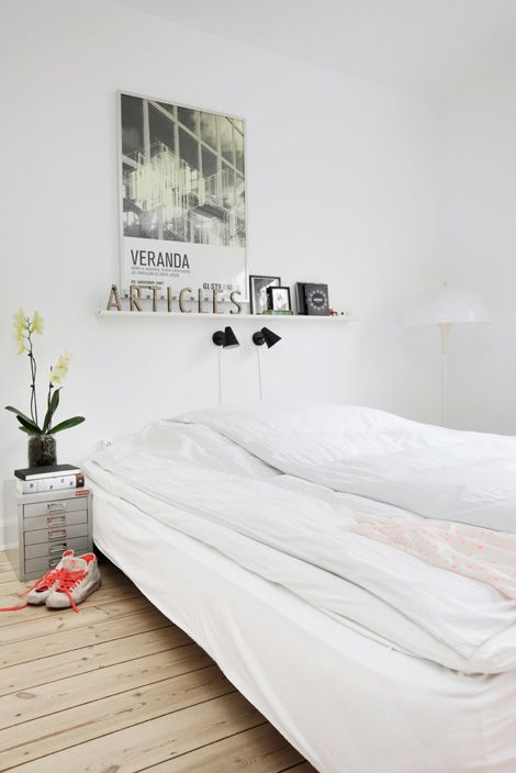 Binnenkijken in een Deens appartement / www.woonblog.be