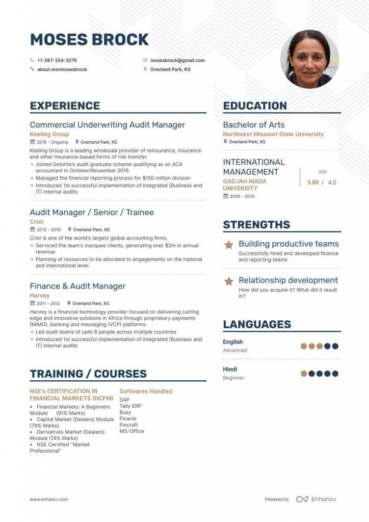 Resume Examples Account Manager 2021 In 2021 Resume Examples Good Resume Examples Resume