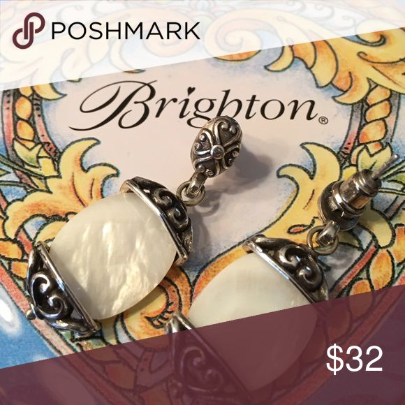 BRIGHTON EARRINGS 100% AUTHENTIC BRIGHTON EARRINGS 100% AUTHENTIC. STUNNING AND STYLISH. PERFECT AND TIMELESS FOR ANY OCCASION Brighton Jewelry Earrings