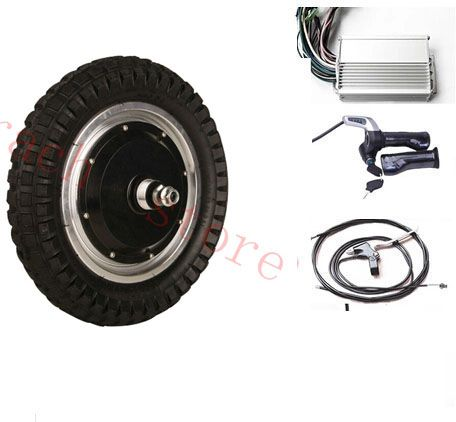 """12"""" 250W  24v electric wheel hub motor , electric motor for wheelchair,electric scooter conversion kit ,electric scooter motor"""
