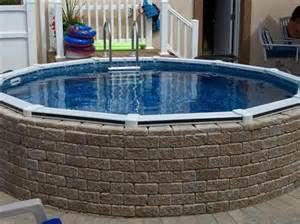1000 images about small inground pool spa ideas on pinterest pool spa hot tubs and pool. Black Bedroom Furniture Sets. Home Design Ideas