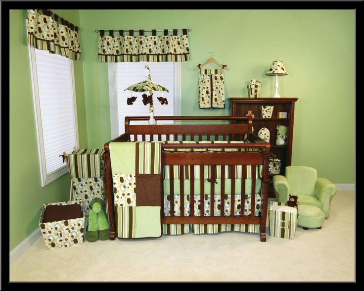 Furniture Needed For Baby Room