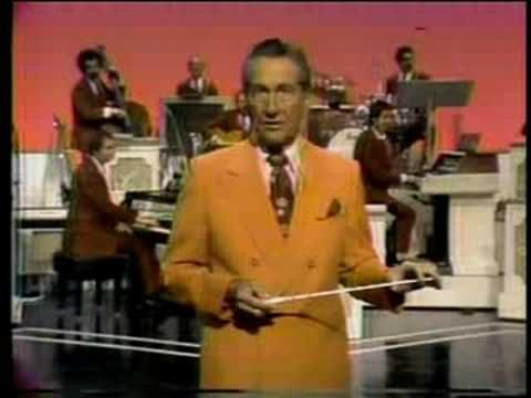 ending song from the Lawrence Welk Show - wow! what a change from all the programs that are on these days.