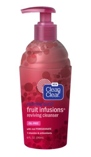 For a drugstore (cheaper) face wash, I like this one. I use it mixed with the Proactive face wash.