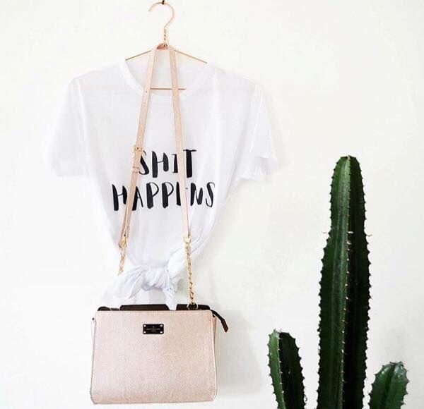 Feels like summer: snakeskin print #PaulsBoutique bag!