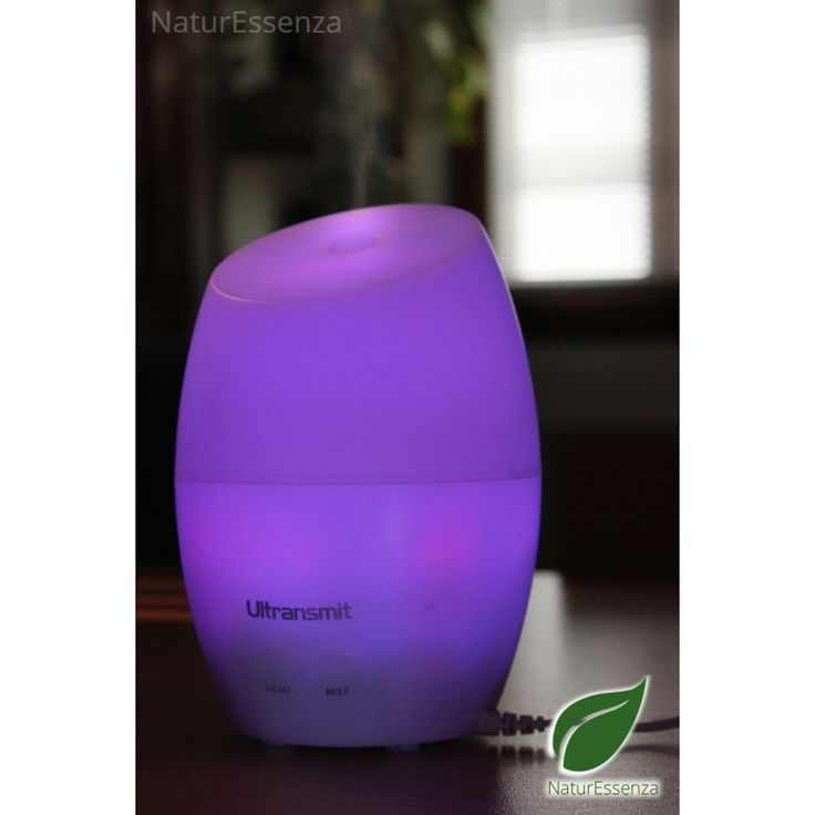 Diffusore oli #essenziali a ultrasuoni Aroma Vase #Jelly. Completamente trasparente, di materiale antiurto è indistruttibile e molto affidabile. Il più venduto di sempre. Si compra online da #Naturessenza
