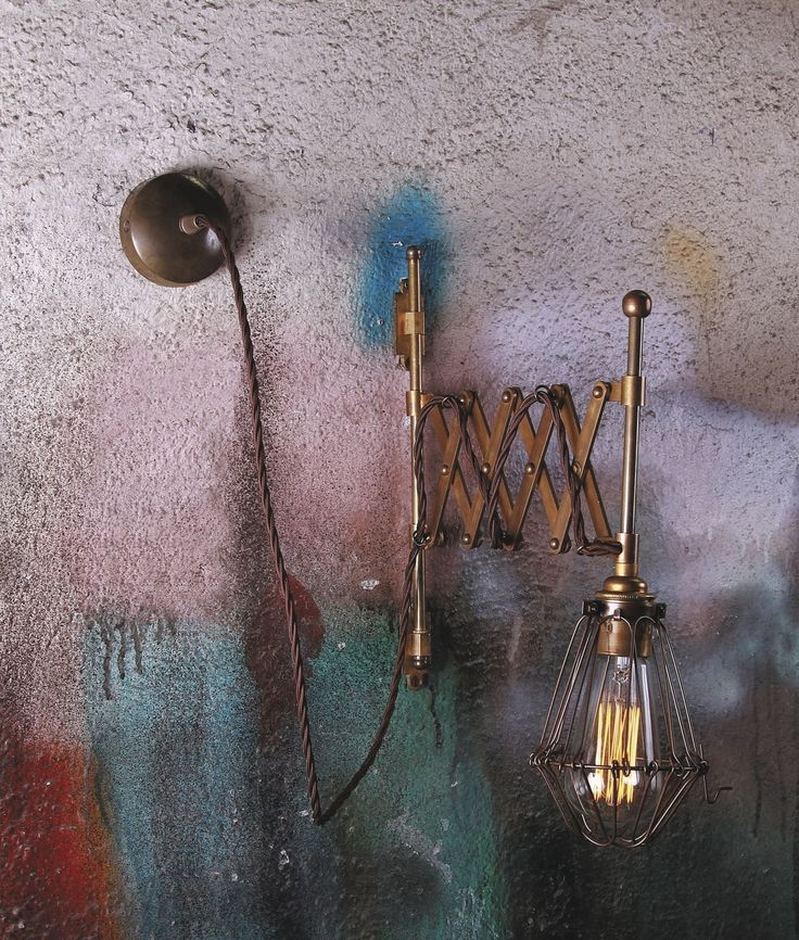 48 best images about Vintage retro lighting on Pinterest Vintage style, Industrial wall lights ...