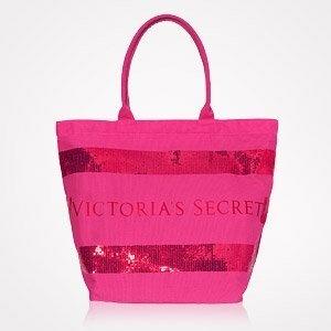 Victoria's Secret -Sparkly BeachTote