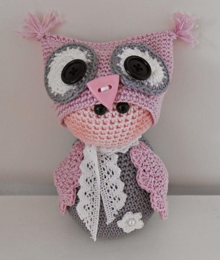 owl by Bizzy Bee Klaske