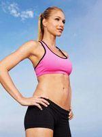 The Firm and Burn Workout-Drop up to 10 pounds in four fast weeks.