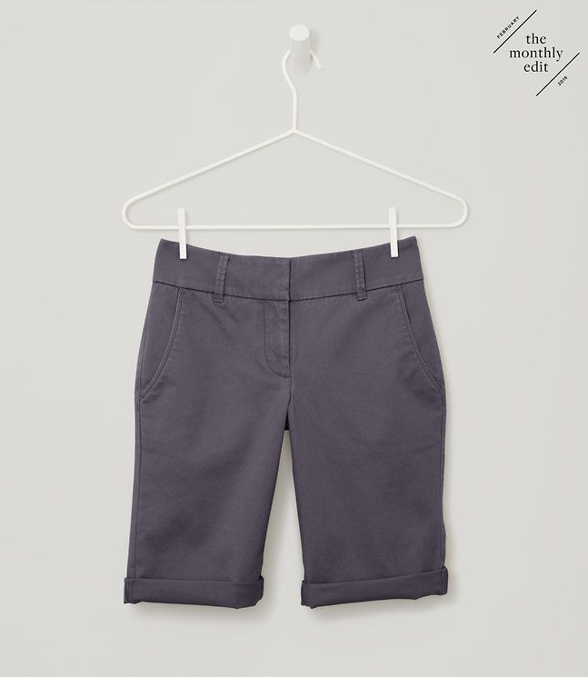 Bermuda Roll Shorts