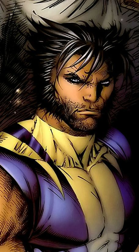Wolverine by Marc Silvestri