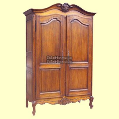 French Armoire Corbeille Refrence : RAR 017 Dimension : 130 x 66 x 220 cm Material : #WoodenMahogany Finishing : #Custom Buy this #Armoire for your #homeluxury, your #hotelproject, your #apartmentproject, your #officeproject or your #cafeproject with #wholesalefurniture price and 100% #exporterfurniture. This  #FrenchArmoireCorbeille has a #highquality of #AntiqueFurniture #ReproductionFurniture #ExporterFurniture #FurnitureWarehouse #JeparaFurniture #GalleryFurniture