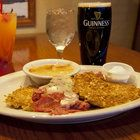 At Greenisland Irish Restaurant & Pub, Irish-inspired food is prepared with integrity and a skillful hand -- but devotion to quality doesn't stop there. You'll find a surprisingly good steak on the menu, too.