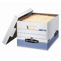 Bankers Box Heavy Duty Storage Boxes - 10 Pack - Sam's Club