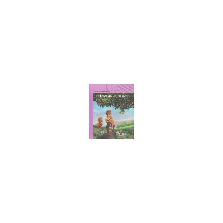 El árbol de los deseos / The Wishing Tree (Paperback) (William Faulkner)