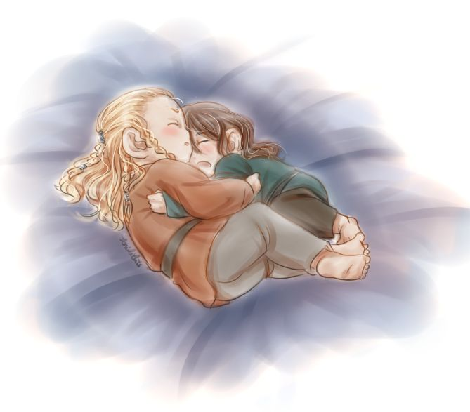 Sleepy Little Durins by FlorideCuts