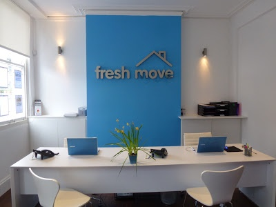 Letting agency office design by home restyler office for Design agency office
