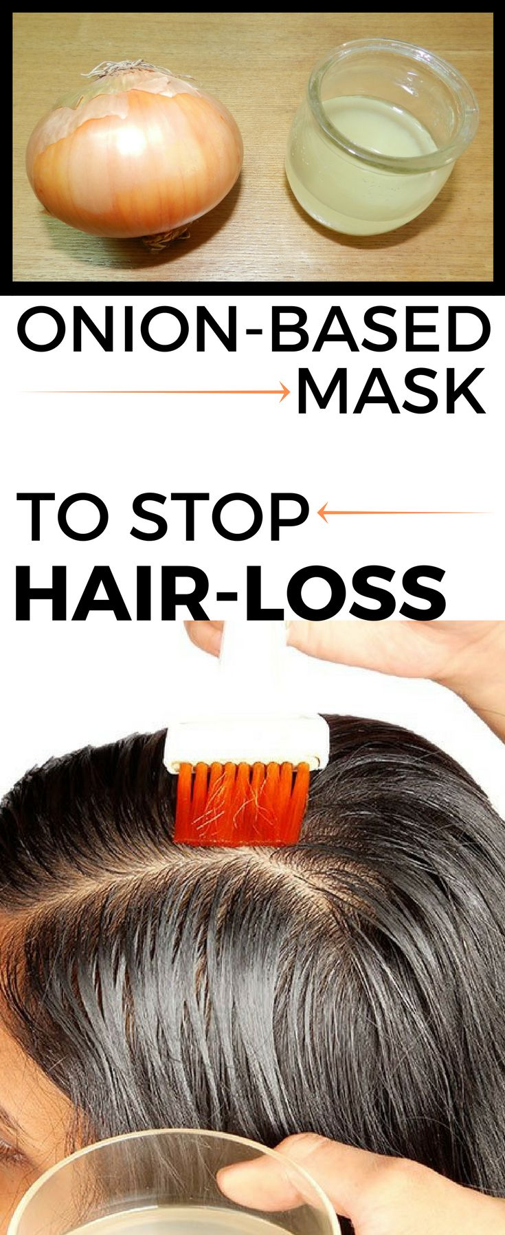 Many women face with hair loss and this may have different causes: excessive hair dying, the use of hair styling utensils (dryer, plate or curler) or even internal causes that may be related to bad nutrition. If you face with this situation, before using expensive hair products, you can try a homemade treatment prepared by ...